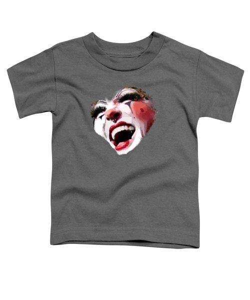 Joyful Klown Toddler T-Shirt