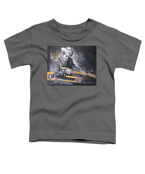 Jr. Brown Toddler T-Shirt