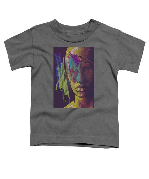Judgement Figurative Abstract Toddler T-Shirt