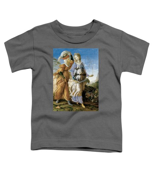 Judith With The Head Of Holofernes Toddler T-Shirt