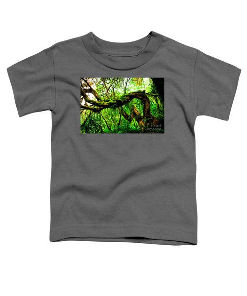 Jungle Forest Himalayas Mountain Nepal Toddler T-Shirt
