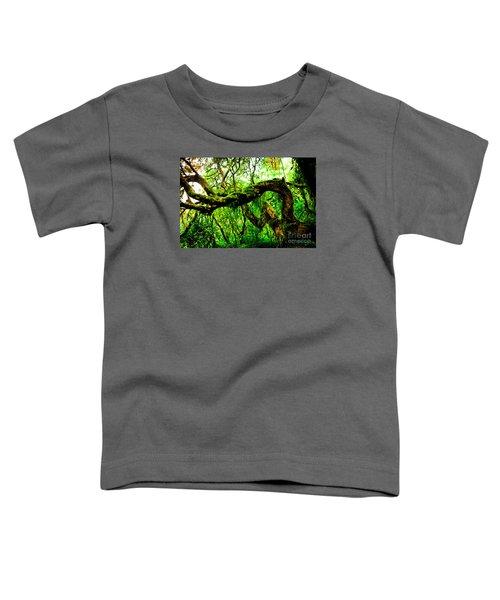 Jungle Forest Himalayas Mountain Nepal Toddler T-Shirt