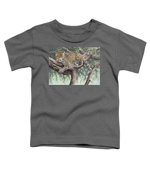 Jungle Outlook Toddler T-Shirt