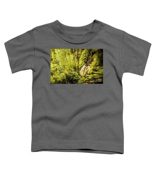 Jungle Steams Toddler T-Shirt