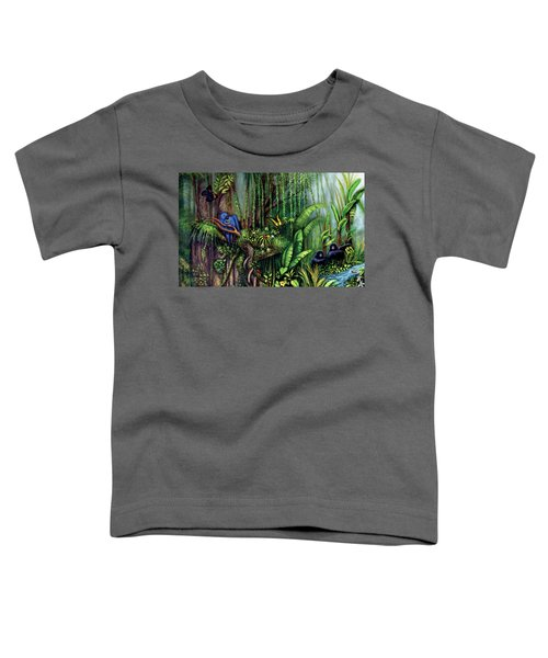 Jungle Talk Toddler T-Shirt