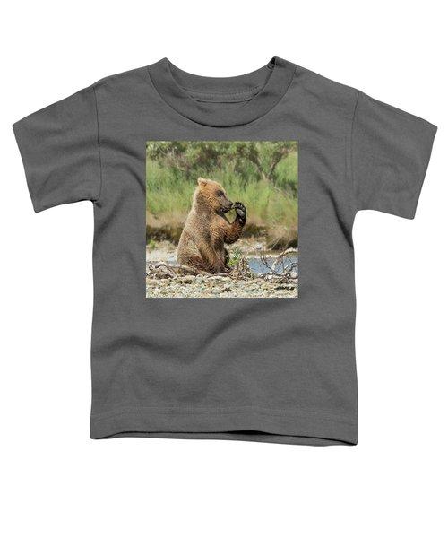 Just A Little Fiber Toddler T-Shirt