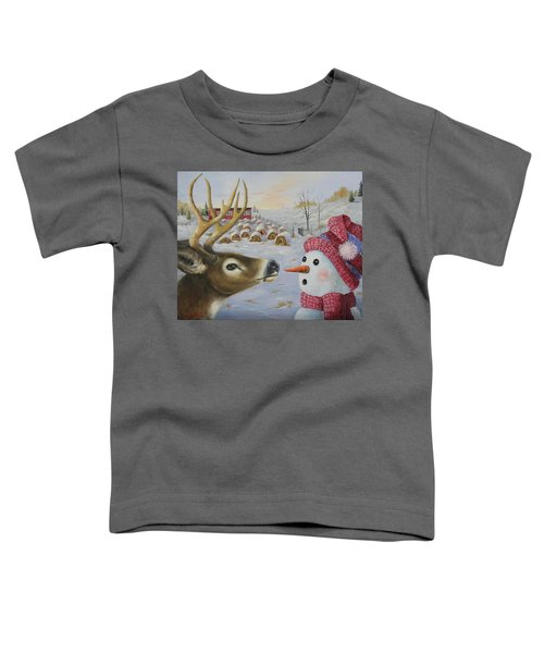 Just A Nibble Toddler T-Shirt