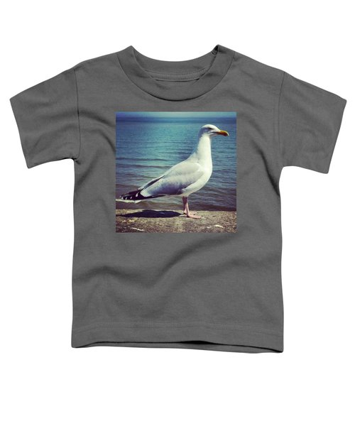 Just Chillin #seagull Toddler T-Shirt