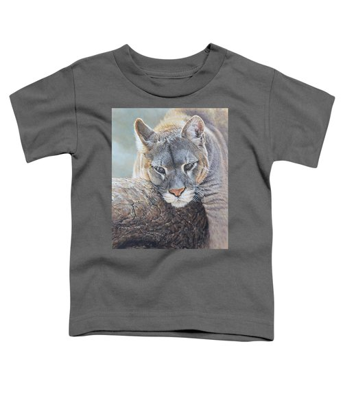 Just Chilling Toddler T-Shirt