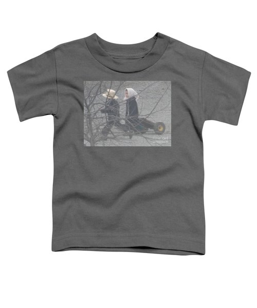 Just Like Mom And Dad Toddler T-Shirt