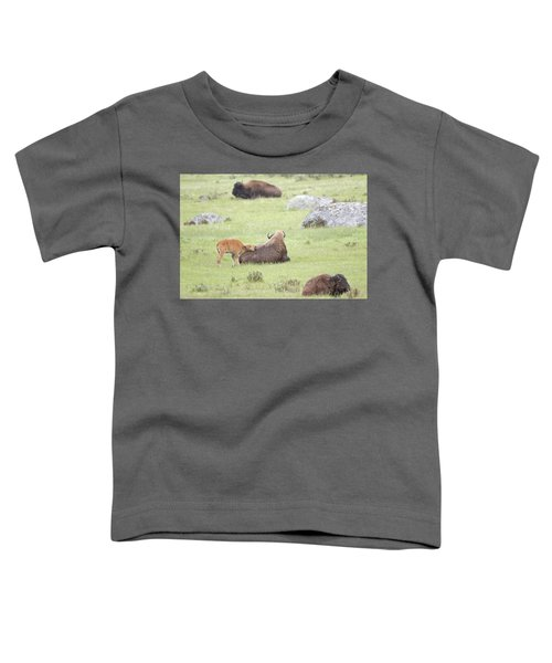 Just Resting My Eyes Toddler T-Shirt