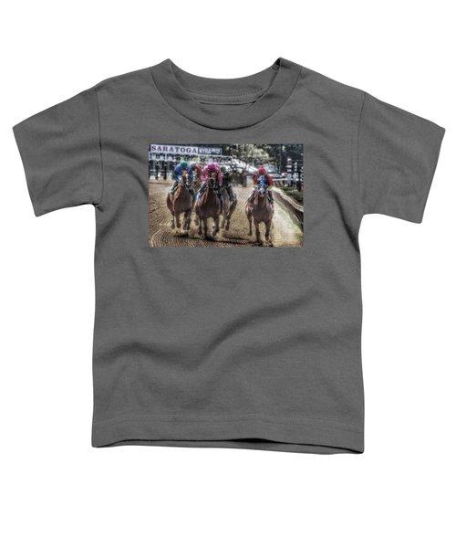 Just Starting Toddler T-Shirt