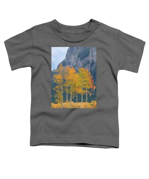 Toddler T-Shirt featuring the photograph Just The Ten Of Us by David Chandler