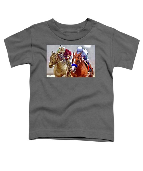 Justify In The Lead Toddler T-Shirt