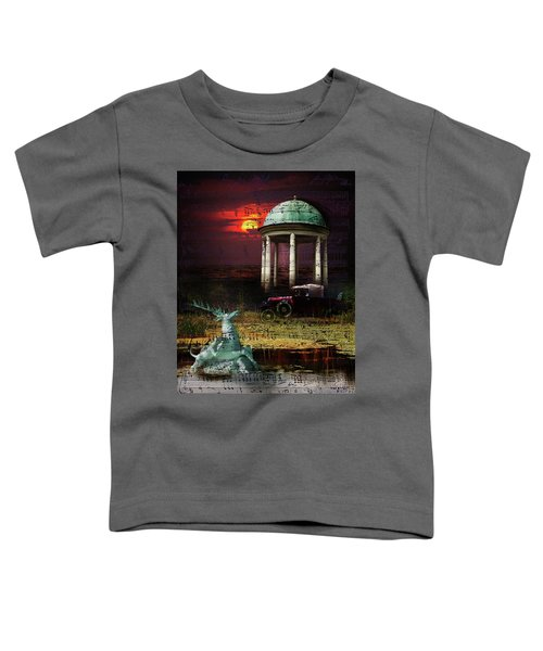 Juxtaposition Toddler T-Shirt
