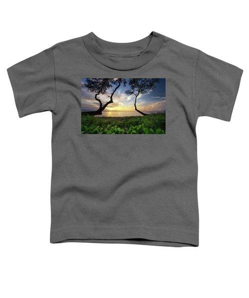 Ka'anapali Sunset Toddler T-Shirt