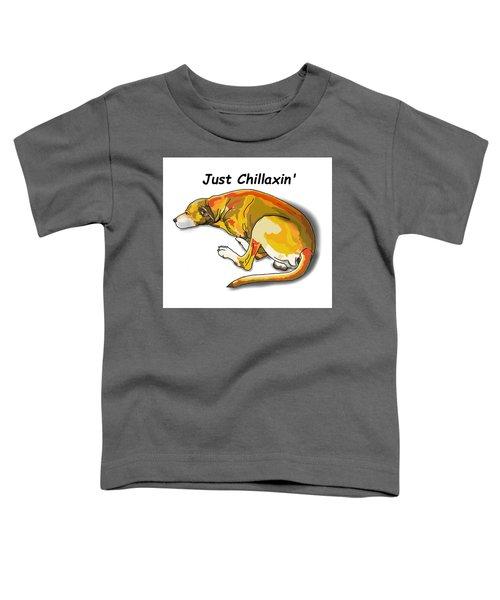 Kai Chillaxin' Toddler T-Shirt
