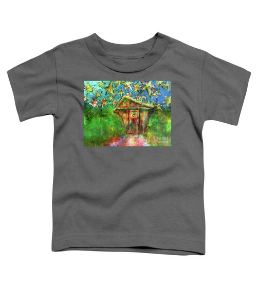 Kaleidoscope Skies Toddler T-Shirt