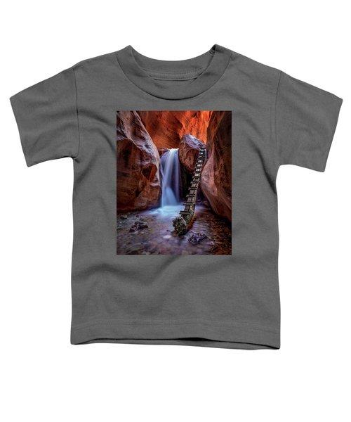 Kanarraville Falls Toddler T-Shirt