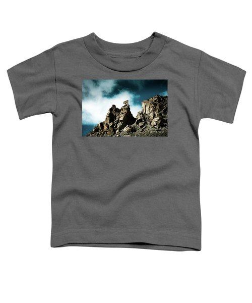 Karma Axe Tara Pass Kailas Himalayas Yantra.lv Toddler T-Shirt