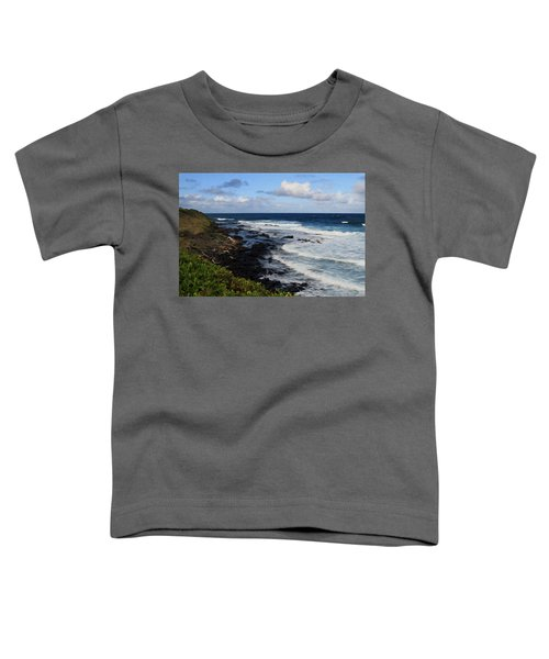 Kauai Shore 1 Toddler T-Shirt
