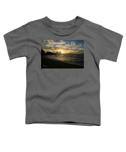 Kauai Sunrise Toddler T-Shirt