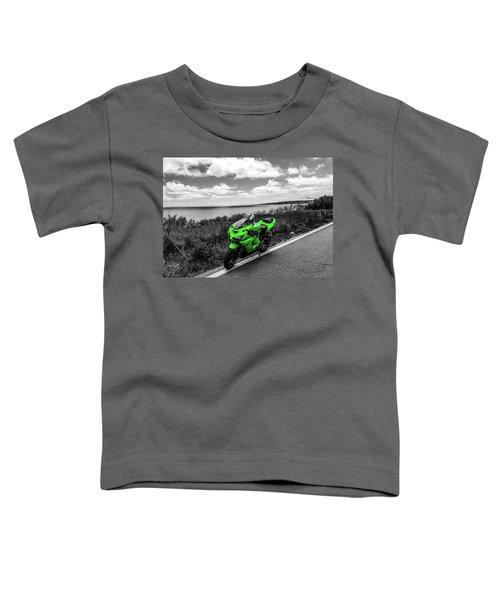 Kawasaki Ninja Zx-6r 2 Toddler T-Shirt