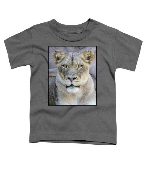 Kaya Portrait Toddler T-Shirt
