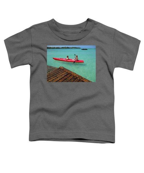 Kayaking Perfection 1 Toddler T-Shirt