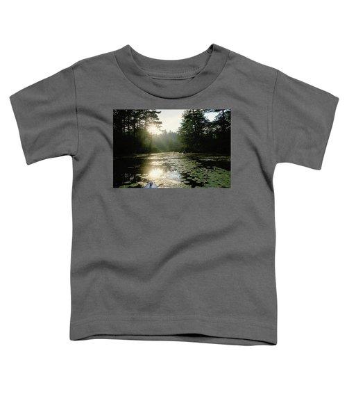 Kayaking Toddler T-Shirt