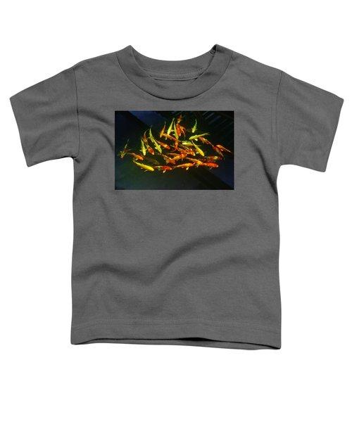 Kcsd Koi 6 2016 Toddler T-Shirt