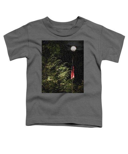 Keeping America  Illuminated.  Toddler T-Shirt