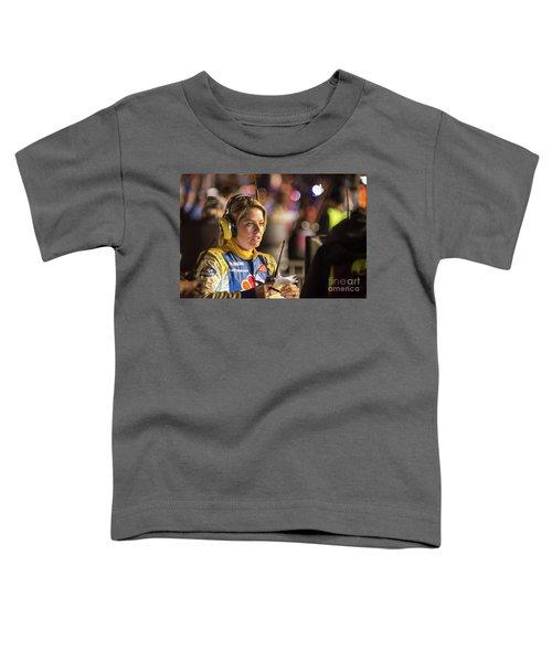Kelli Stavast Reporting Toddler T-Shirt