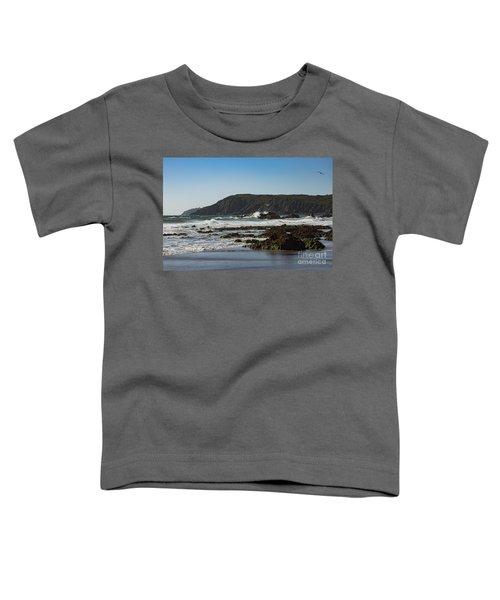 Kennack Sands Toddler T-Shirt
