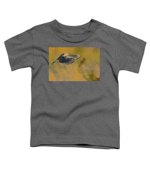 Kestrel Takes Flight Toddler T-Shirt
