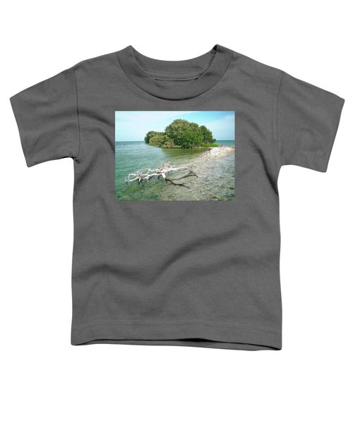 Key Largo Out Island Toddler T-Shirt