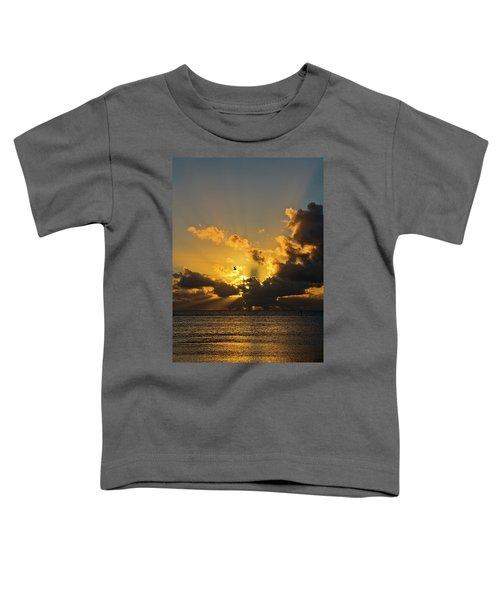 Key West Sunrise 39 Toddler T-Shirt