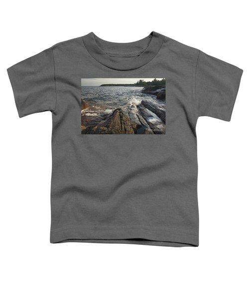 Killarney Shore Splash-4379 Toddler T-Shirt