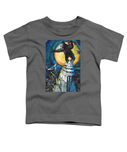 King Kong Toddler T-Shirt
