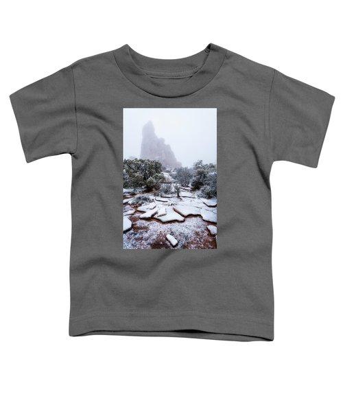 King Of Fog Toddler T-Shirt