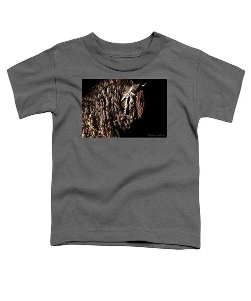 King Of Horses Toddler T-Shirt