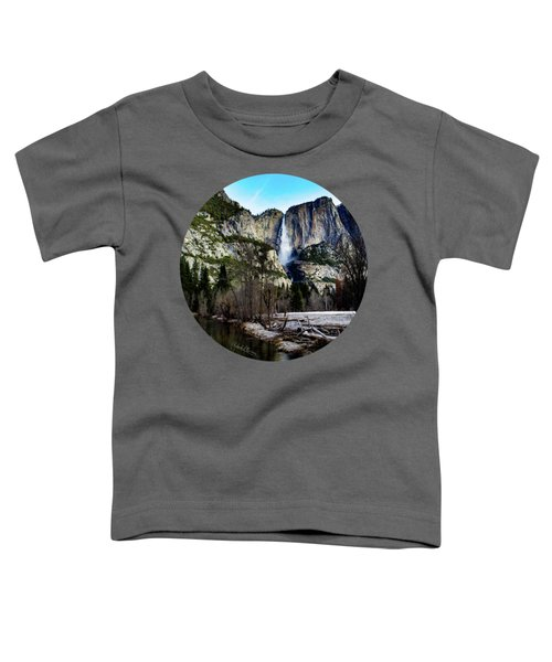 King Of Waterfalls Toddler T-Shirt