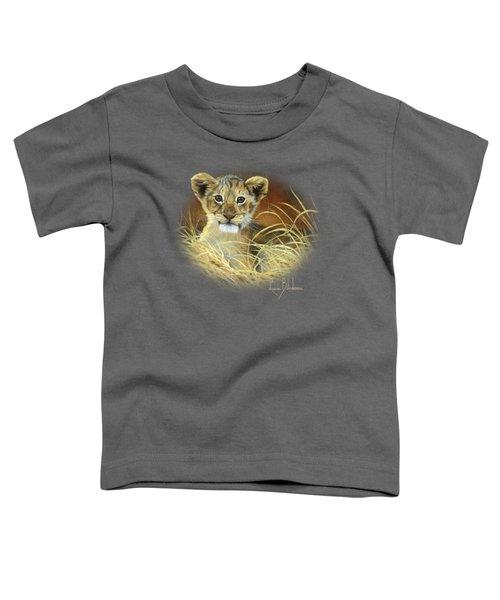 King To Be Toddler T-Shirt
