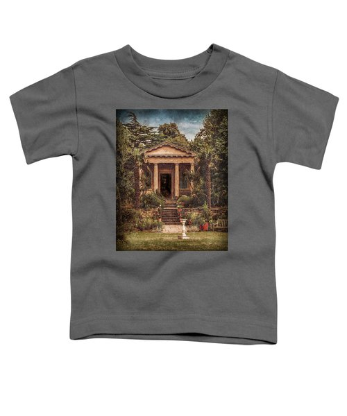 Kew Gardens, England - King William's Temple Toddler T-Shirt