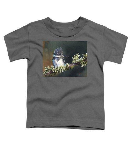 Kingfisher II Toddler T-Shirt