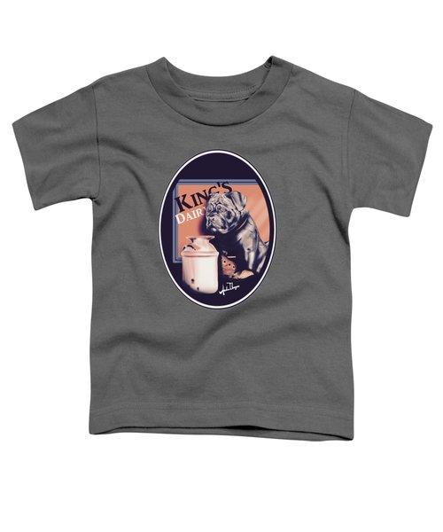 King's Dairy  Toddler T-Shirt
