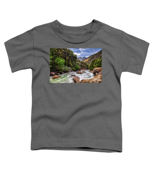 Kings River Toddler T-Shirt