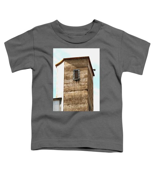 Toddler T-Shirt featuring the photograph Kingscote Dungeon by Stephen Mitchell