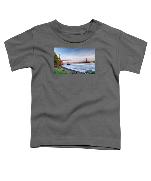 Kirby Cove Beach Toddler T-Shirt