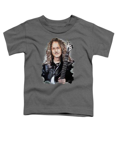 Kirk Hammett Toddler T-Shirt